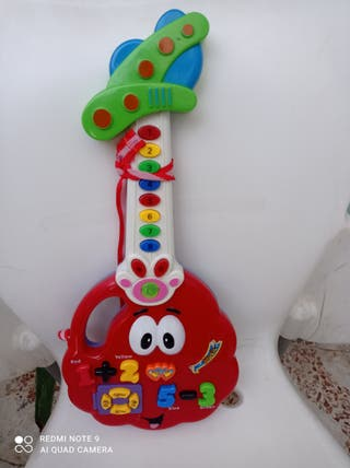 guitarra de Bebé