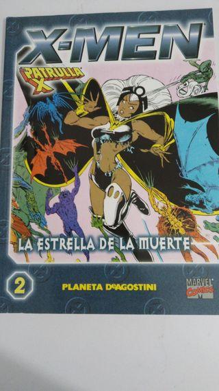 comics la estrella de la muerte
