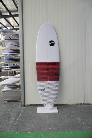 tabla surf 7,2 55,35L mini longboard