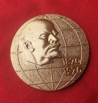 URSS GRAN MEDALLA CENTENARIO DE LENIN