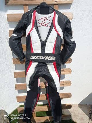 traje de moto una pieza talla 50 buen estado