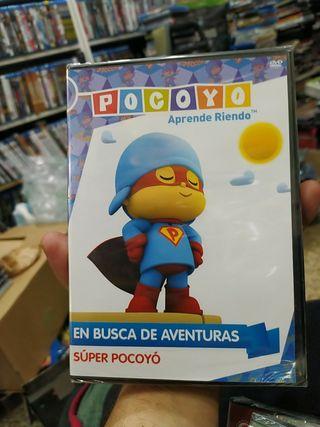 DVD POCOYÓ