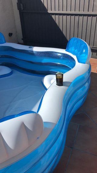 Jacuzzi piscina