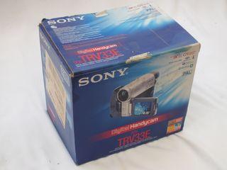 Cámara de video Sony Handycam