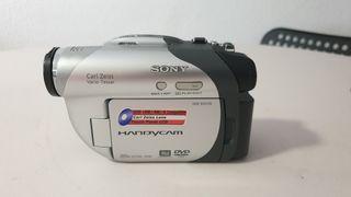 Cámara de video Sony Handycam Dcr-Dvd 105
