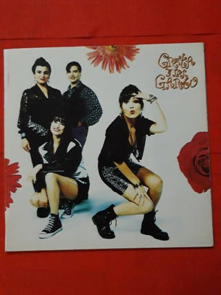 Creta y los Garbo LP