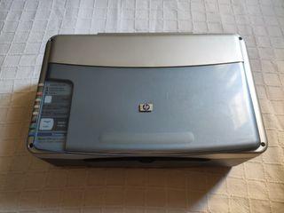 Impresora, escaner y fotocopiadora HP psc 1350