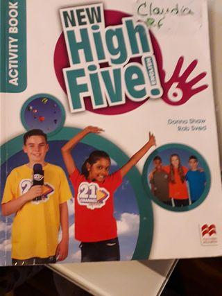 Activity book sexto primaria