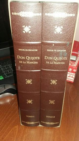 Novela Don quijote de la Mancha