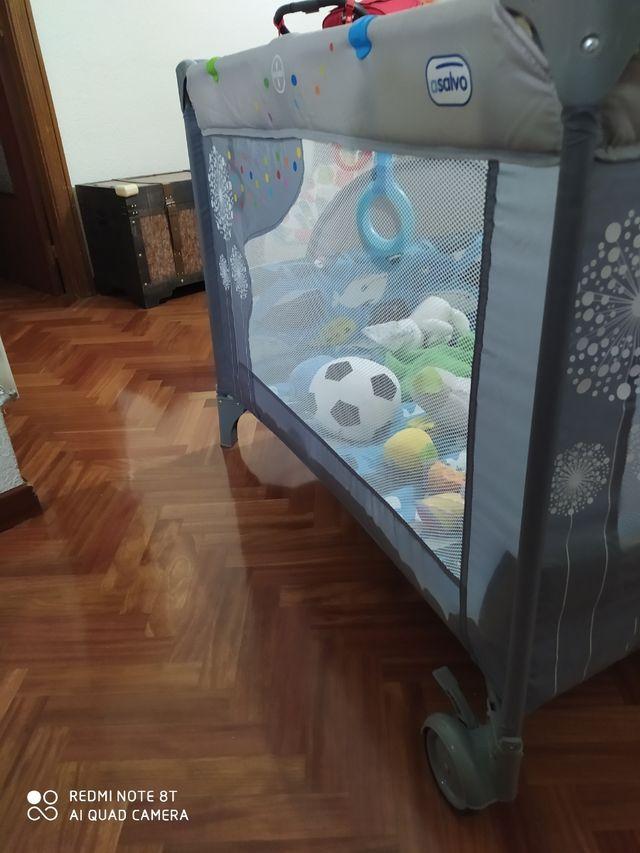 PARQUE INFANTIL CUADRADO ASALVO