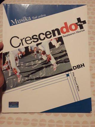 Libro de Música de la ESO