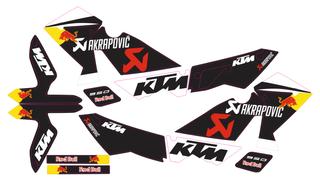 Pegatinas para Ktm 950 - 990 Adventure