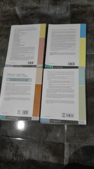 libros 1 automoción grado superior