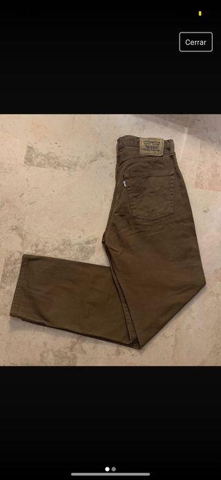 Pantalón Levis marrón