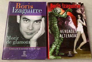 Pack 2 libros de Boris Izaguirre