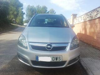 Opel Zafira 7 plazas 1.9 cdti