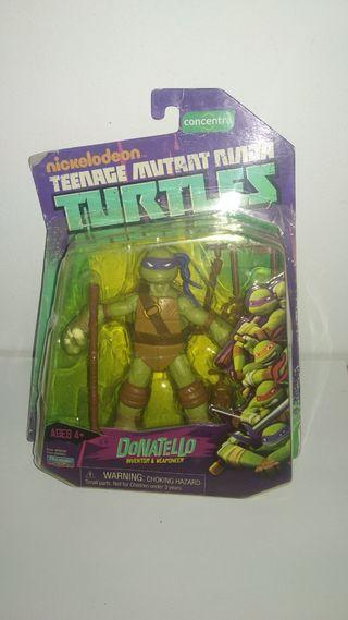 Tortuga Ninja Donatello Playmates