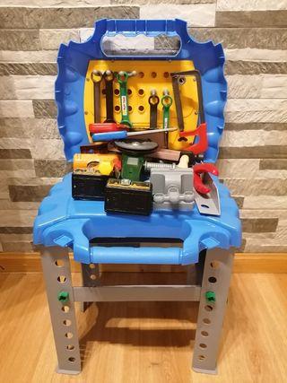 Mesa/maletin mecánico.