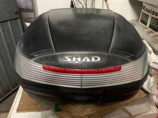Baúl para moto Shad SR37