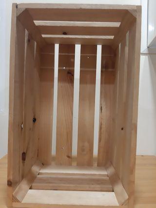vendo 7 cajas de maderas
