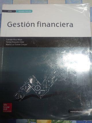 libro grado superior gestión financiera