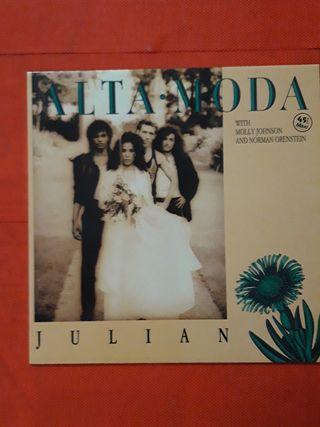 Alta Moda Maxi-Single