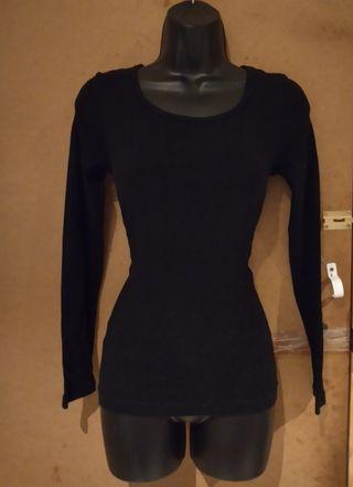 blusa camiseta MANGO talla 38 M