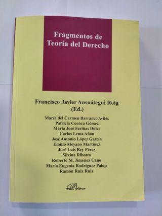 Fragmentos de Teoría del Derecho