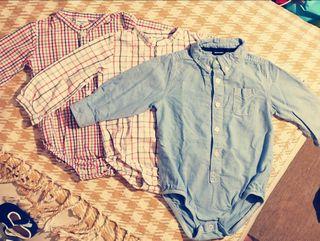 Monos Camisa / Gocco / Oshkosh / Neck&Neck