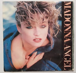 Disco de Vinilo Single Promo Madonna Angel