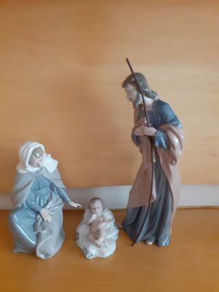 La Sagrada Familia de Lladró Figuras.