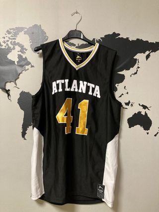 camiseta baloncesto talla M
