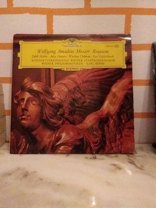 disco de vinilo. musica clasica