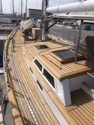 Barco velero hoek 68