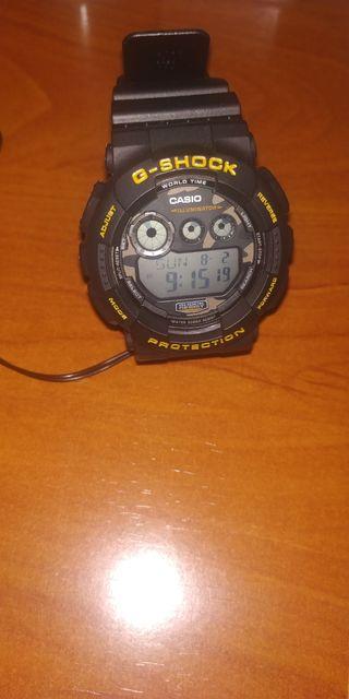 reloj casio g shock gd 120cm