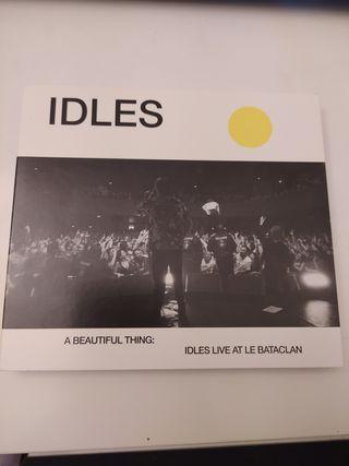 Idles - a beautiful thing: Live at le bataclan 2CD