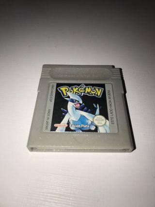 Pokémon plata - Game Boy