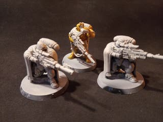 Eliminators space marines warhammer 40000
