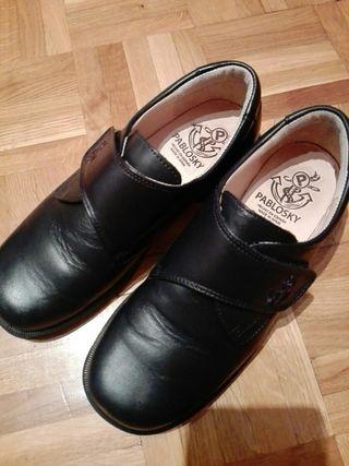 Zapatos Pablosky N° 36 comunión o colegio