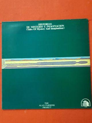 The Alan Parsons Project LP