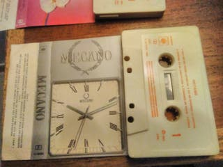 Cassette Mecano