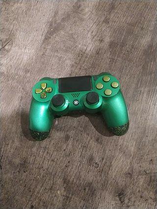 mando PS4 personalizado x controlar con palancas