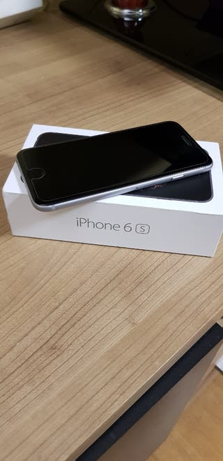 iphone 6s 32g impecable