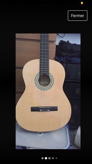 Guitarra española Ronda Guitarras