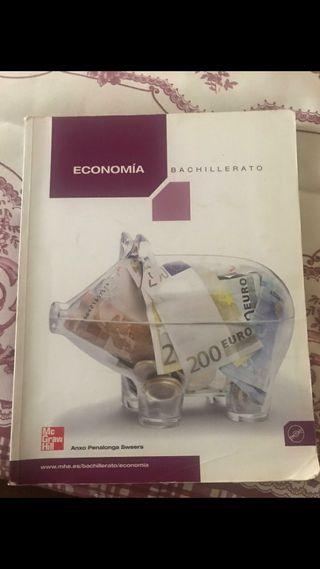Libro de Economía bachillerato