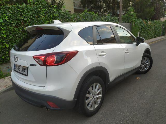 Mazda CX-5 2015 2.2D 150cv, PRECIO NEGOCIABLE