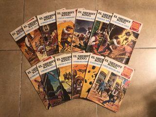 Comics EL CHERIFF KING
