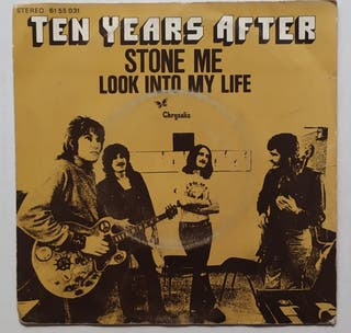 Disco de Vinilo Single Ten Years After Stone Me