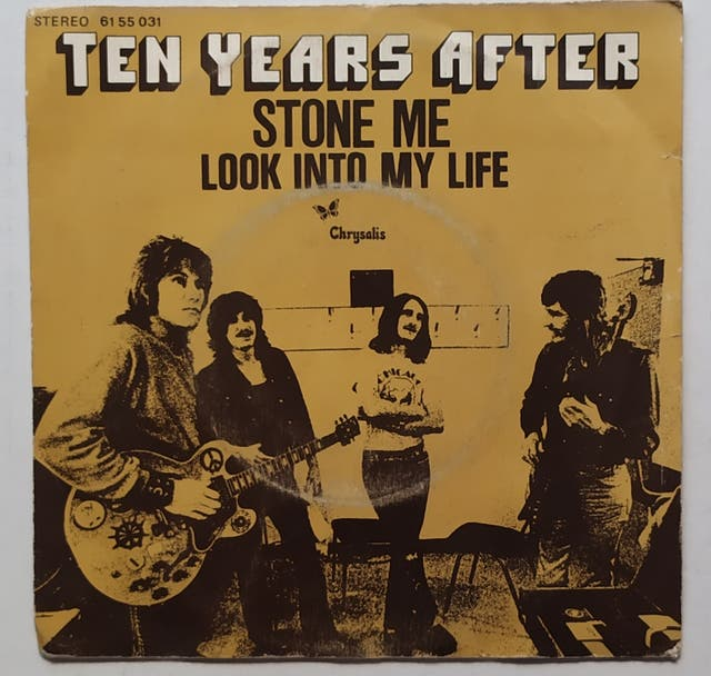Disco de Vinilo Single Ten Years After Stone Me