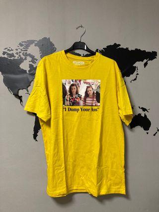 Camiseta Stranger Things pullandbear talla M